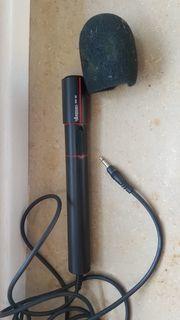Mikrofon Elektret-Kondensator Vivanco EM 32