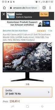 Acer KG1 Series KG271 69