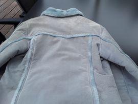 Ausgefallene Damen Wildlederjacke mit hellblauen: Kleinanzeigen aus Herzogenaurach - Rubrik Leder-/Pelzbekleidung, Damen und Herren