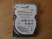 500GB Festplatte 2 5 incl
