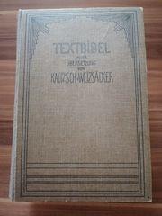 Textbibel in der Übersetzung von
