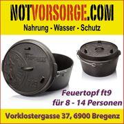 Feuertopf ft9 Dutch Oven von