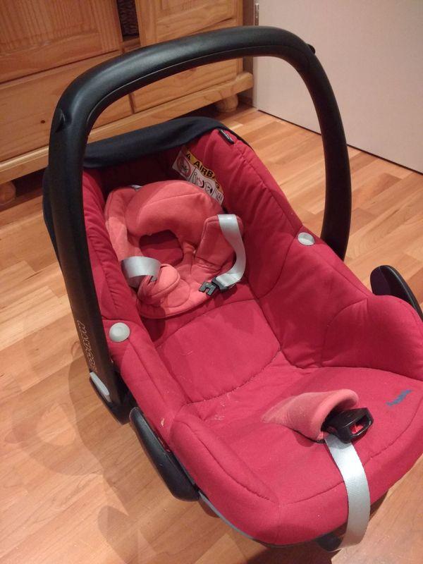 Babyschale Maxi Cosi Pebble in