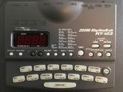 ZOOM 123 Drumcomputer