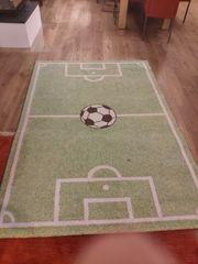 Teppich Jugendzimmer Fussball