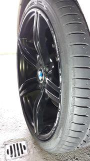 BMW original Alufelgen 19 M-Doppelspeiche