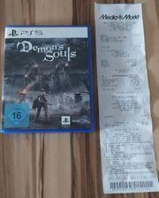 PS5 Demon s Souls wie