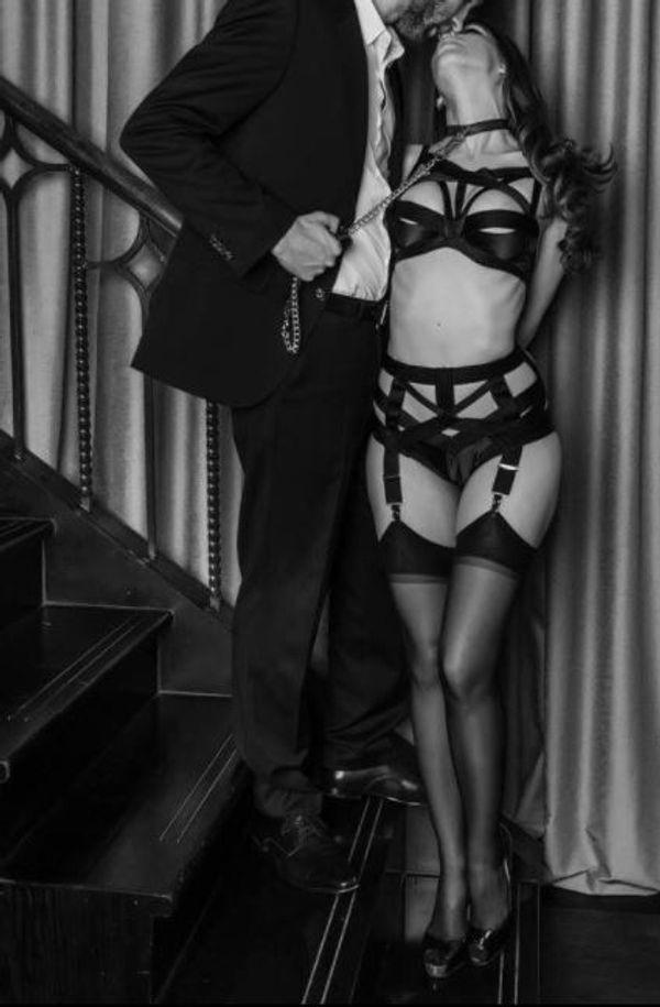 Großzügiger Master und Dominanter Gentleman
