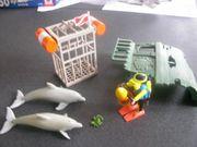 Playmobil Taucherset U- Boot Krake