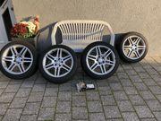 4 Stück Mercedes AMG Felgen