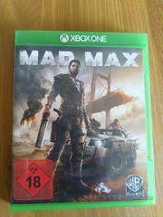 XBox One Spiel Mad Max