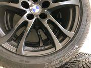 BMW reifen fast neu mit