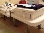 hhp Massageliege Andullations-Liege mit Untergestell