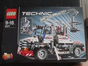 LEGO Technic 8071 - Service Truck