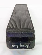 CryBaby WahWah-Pedal Vintage