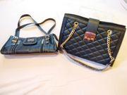2 Handtaschen 1D G 1