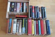 35 x Bücher HC und