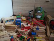 Brio Holz Eisenbahn muss dringend