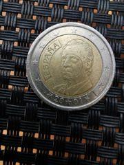 2 euro münze 2001 Fehlprägung