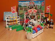 Playmobil Country 5224 Reitturnier gebraucht