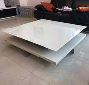 Hochwertiger Designer Couch Tisch von