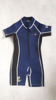 Kinder Shorty - Wetsuit - Neoprenanzug - Schwimmanzug -
