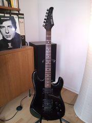E Gitarre Hohner Professional ST