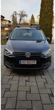 VW Sharan 2 0 TDI
