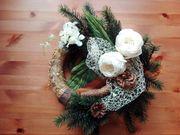 Dekoration Weihnachtsdekoration Kerzenschein