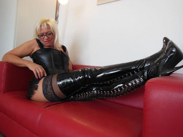 Sexy Diana reife 55 Jahre