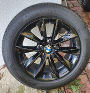 BMW X4 Winterreifen auf LM