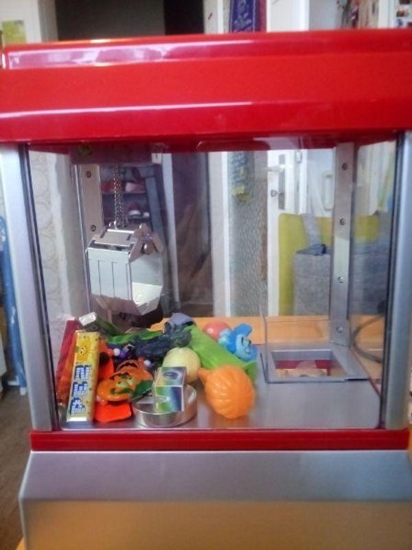 Spielzeug Greifer Automat
