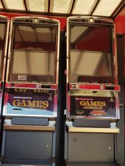 Spielautomaten vlt Mercur Games Unlimited