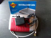 AVM Fritz Box 6360 Cable