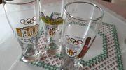 Gläser Olympiade München