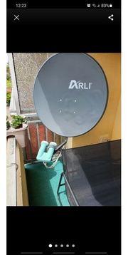 satelitten Schüssel
