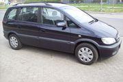 Opel Zafira A TüV 09