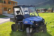 Polaris Ranger EV Elektro Allradfahrzeug