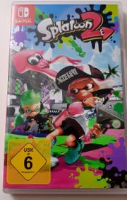 Nintendo Switch Spiel Splatoon 2