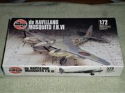 Flugzeug-Modell-Bausatz De Havilland Mosquito FB