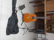YAMAHA Kindergitarre inklusive Zubehör Gitarre