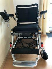 Elektro-Rollstuhl Moving Star