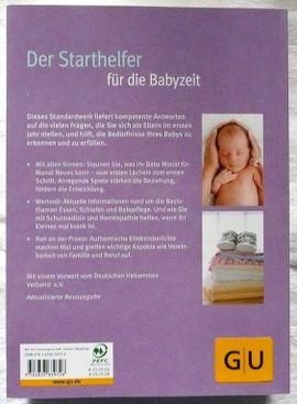 Baby- und Kinderartikel - Das große GU Babybuch