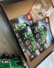 Lego Technik Abschlepper