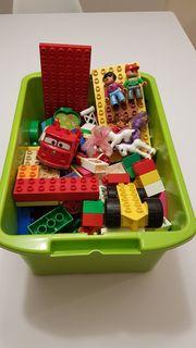 LEGO DUPLO Kiste mit vielen