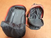 Kinder-Trolley-Koffer mit abnehmbaren Rucksack