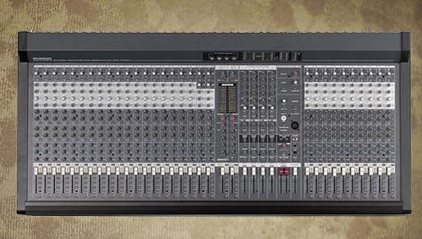 Analog-Mischpult Phonic Sonic Station 32
