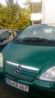 Mercedes A 190 TüV läuft