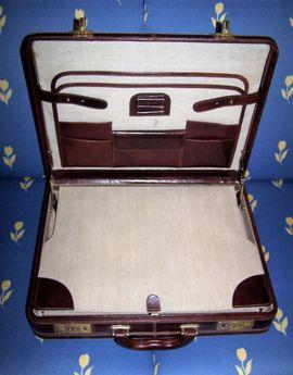 Picard Luxus Leder-Aktenkoffer: Kleinanzeigen aus Fürth Oberfürberg - Rubrik Taschen, Koffer, Accessoires