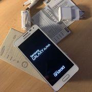 Samsung Galaxy Alpha SM-G850F Withe